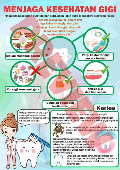 Media Promosi Kesehatan Gigi Dan Mulut