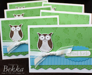 Stampin' Up! Punch Bunch