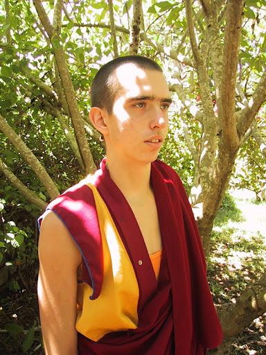 Osel at Sera Je Monastery, India