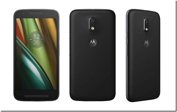 Review Moto E3 Power