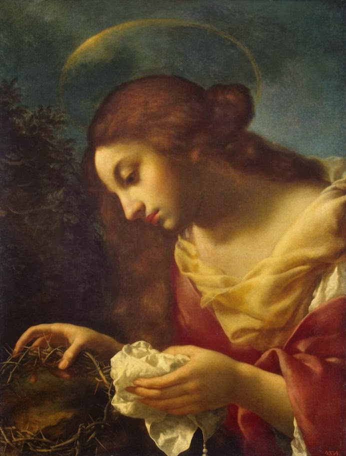 Carlo Dolci - St Mary Magdalene