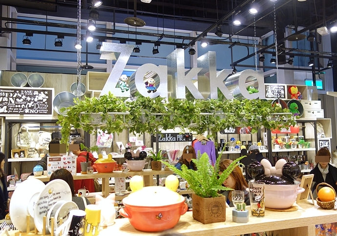 1 zakka house 微風松高 全球唯一正式授權迪士尼雜貨專賣店