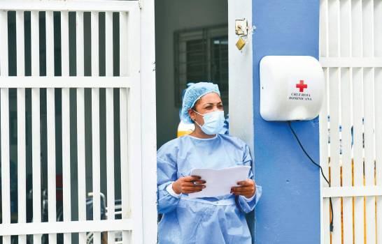 17 centros de salud del GSD tienen más del 80 % de ocupación COVID-19 en UCI