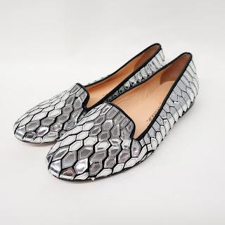 Alberto Moretti  Geometric Loafers
