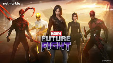 Marvel Future Fight - Capa especial