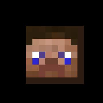Sad Steve Head Nova Skin