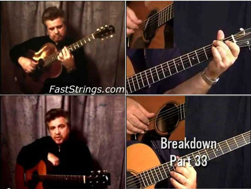 Tim Sparks - Fingerstyle Roots, Rags & Blues