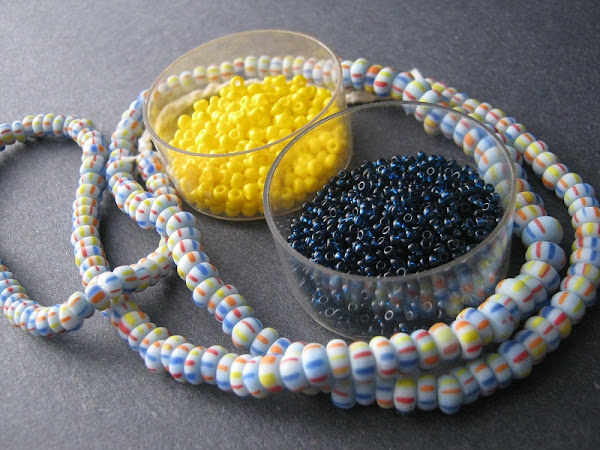 Summer Trade Bead Color Idea
