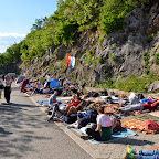Прослава светог Василија у ман. Острогу 12. мај 2015