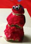 Dough Man by Charlotte