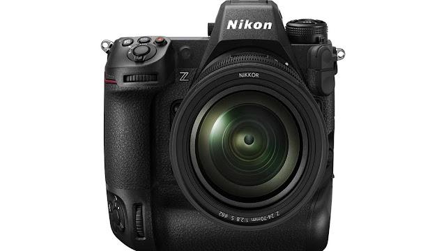 Nikon Z9 geliştirmesi duyuruldu: 8K video, 2021 çıkış tarihi