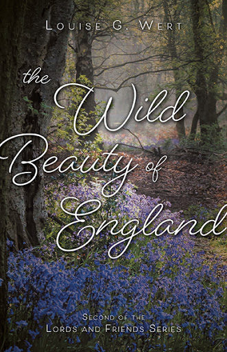 The Wild Beauty of England cover