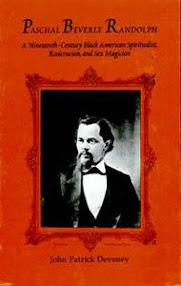 Cover of Paschal Beverly Randolph's Book Seership Guide To Soul Sight