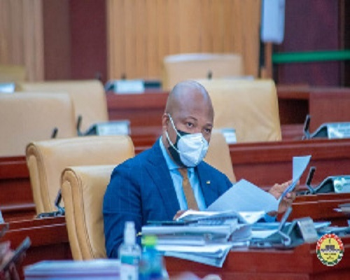 Why Okudzeto Ablakwa resigned from Parliament's Appointments Committee