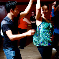 Photos from La Casa del Son at #TavernaPlakaATL. GA Tech Salsa Club