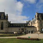 Château d'Ecouen : façade est