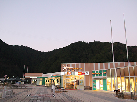 新東名高速道路 静岡サービスエリア