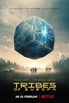 Tribes of Europa Netflix