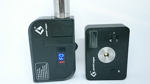 DSC 5371 thumb%255B2%255D - 【MOD】「GEEKVAPE 521 Tab Pro」(ギークベイプ521タブプロ)レビュー。521 TabがModになっちゃった!?超高速ドライバーン&オームメーターの決定版【電子タバコ/ビルド/VAPE】