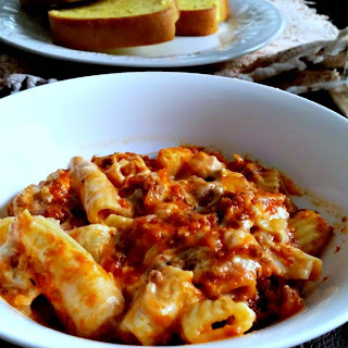 Baked Ziti (Freezer Friendly!)