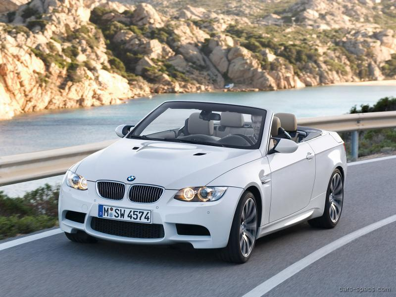 BMW M Convertible Specifications Pictures Prices - 2010 bmw m3 price