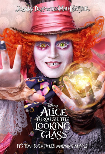 Alice Through the Looking Glass - Alice Ở Xứ Sở Trong Gương