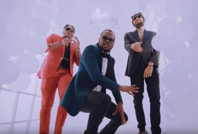 [Video] Rudeboy Ft. Phyno & Olamide – Double Double