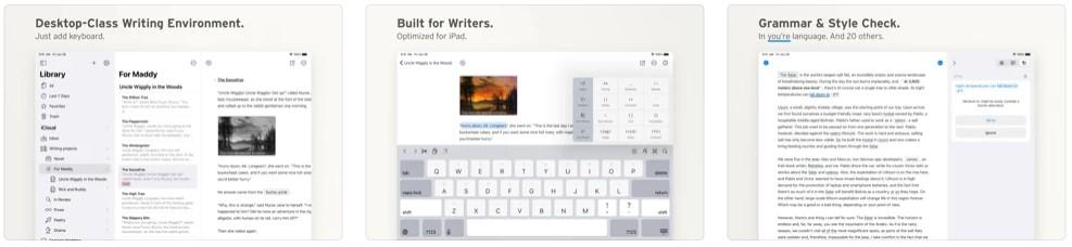 Ulysses · Writing App
