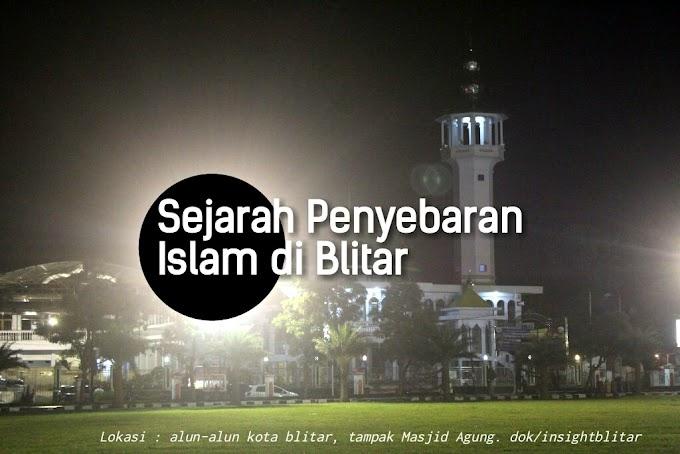 Sejarah Penyebaran Islam di Blitar