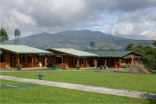 Lembah Bougenville Resort