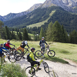 Tom Öhlers Fahrtechnikkurs Carezza Trail 20.09.16
