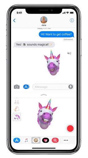 Cách Tạo và Gửi Animoji trên iPhone X