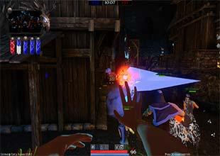 لعبة حرب التعويذات السحرية Grimoire: Manastorm اون لاين