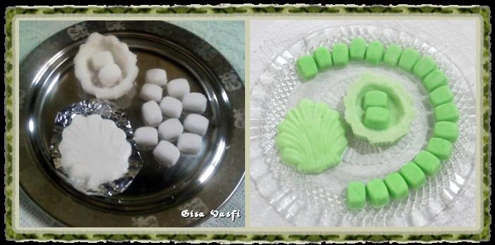 Torrões de açúcar
