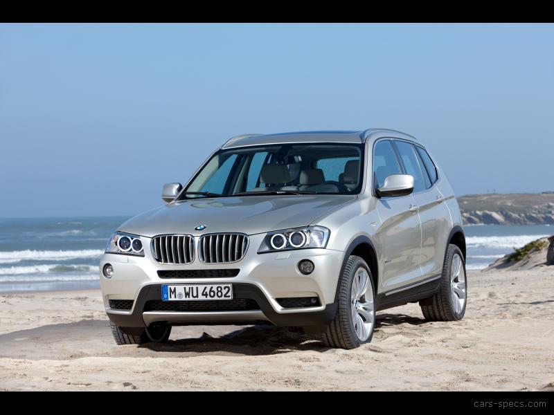 2012 Bmw X3 Suv Specifications Pictures Prices