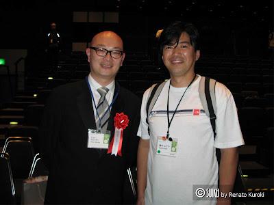 Dave Chow em 2009