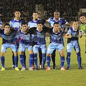 San Marcos de Arica 1-0 Palestino. 29.8.2014
