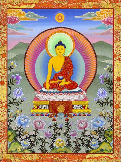 Buddha Meditation 2, Yoga And Meditation