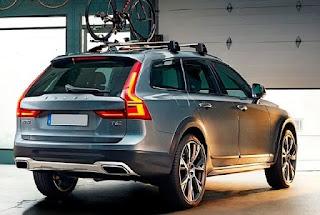 2018 Volvo XC60 leaked image