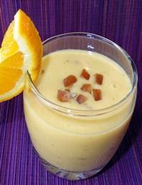 Jus kurma sedap mix jeruk mangga