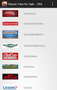 Classic Cars for Sale- screenshot thumbnail