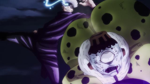 الحلقة السابعة من Jujutsu Kaisen مترجمة