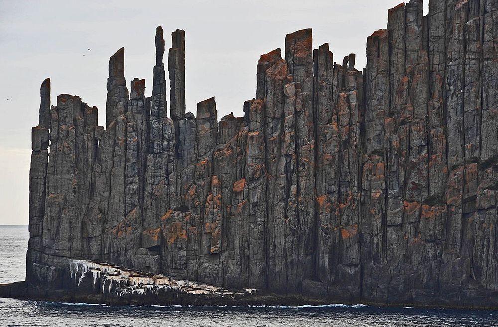 dolerite-column-tasmania-3