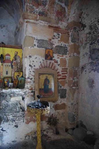 L'intérieur de l'église Saint-Paul.