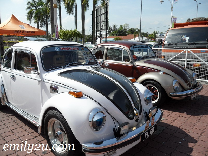 Volkswagen Beetle in pristine condition