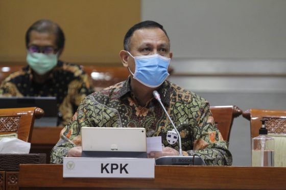 Harun Masiku Dikabarkan Berada di Indonesia, Firli Bahuri: Kita Cari!