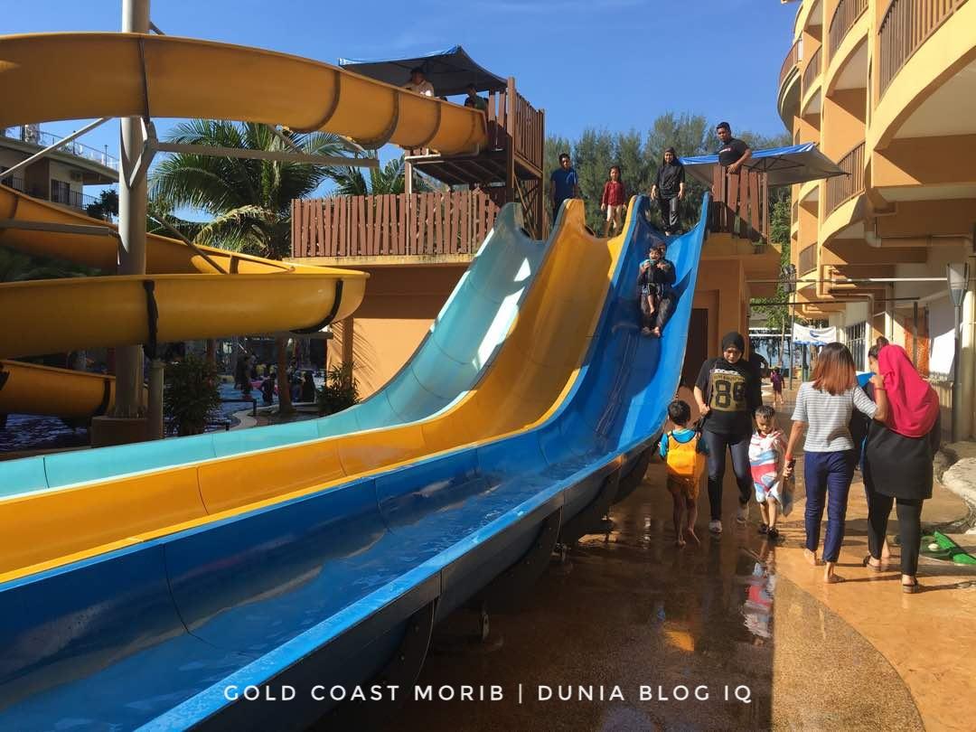 Percutian Singkat di Gold Coast Resort Morib - Hari Kedua