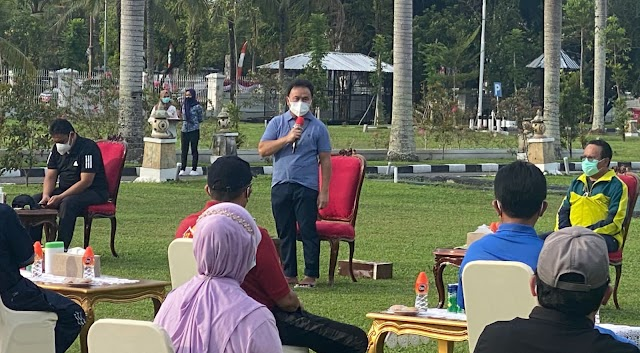 Pemprov Kalteng Raih Predikat Kedua Nasional dalam Penyaluran DAK