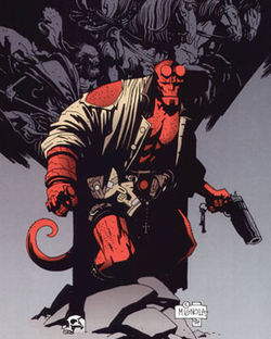 250px Hellboy The Wolves of St August