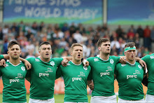 World Rugby U20 Championship 2016: Ireland v New Zealand